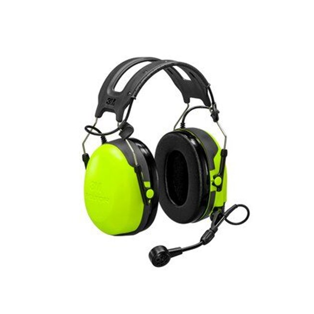 3M™ PELTOR™ Headset CH-3 FLX2 for External PTT, Headband (Cable must be ordered separately.)