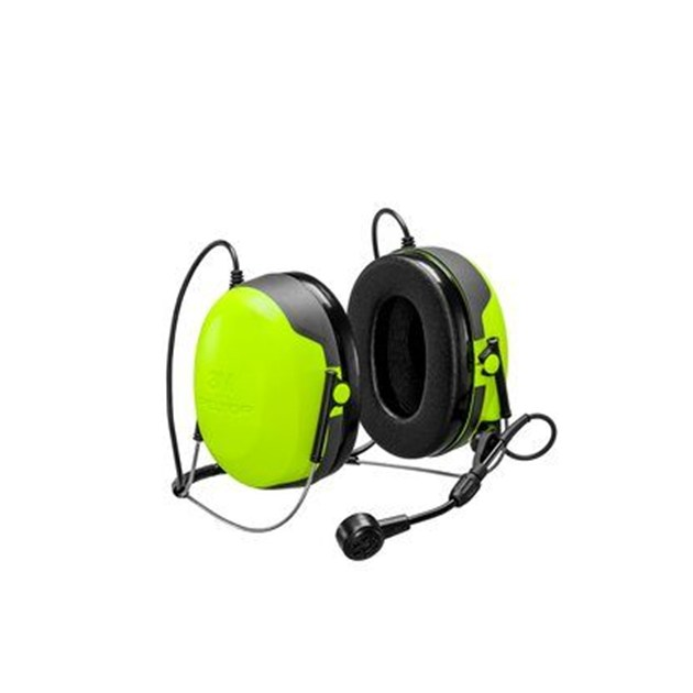 3M™ PELTOR™ Headset CH-3 FLX2 for External PTT, Neckband (Cable must be ordered separately.)