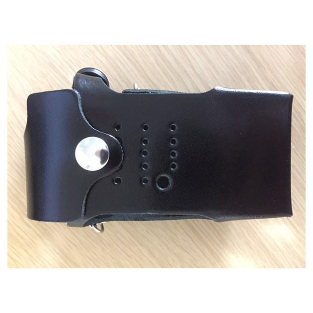 FIRM LEATHER CASE FOR MOTOROLA DP3441
