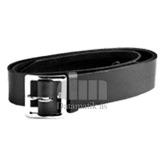 BELT WAIST BLACK, LEATHER